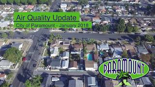 Paramount Produces Air Quality Update Video