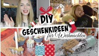 DIY GESCHENKIDEEN für Weihnachten! // PATRIZIA PALME #Santagirls