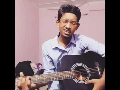 Naam hai tera tera guitar my singing