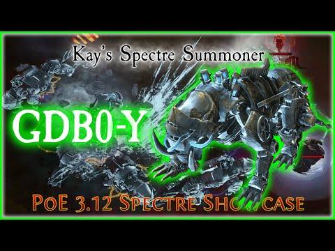 PoE 3.12 - Goodboy Robot Doggo Spectre Showcase | Heist Spectre