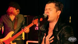 Rival Sons - Open My Eyes (Live at Q107)