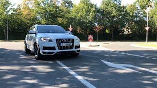 Audi Q7- это любовь