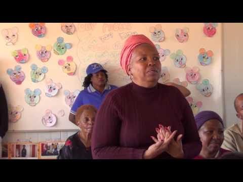 Gldys Soweto D S J Primary School Offline Event MMM RSA 13 08 2016