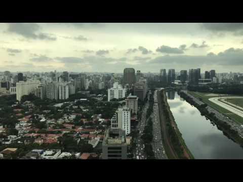 São Paulo office time lapse video