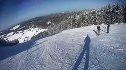 Todtnauberg - Skiabfahrt - Stübenwasenlift -Hauptabfahrt - Top Panorama
