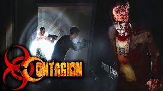 CONTAGION #1 - Los zombies nos raidean | Gameplay Español