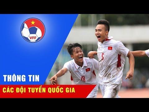 """U19 Việt Nam sẽ tham dự giải """"Tứ hùng"""" với U19 Hàn Quốc, U19 Mexico và U19 Ma-rốc"""