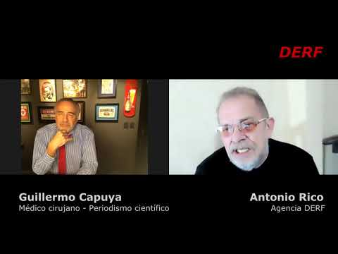 Guillermo Capuya: El barbijo vino para quedarse por mucho tiempo