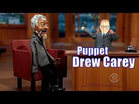Puppet Drew Carey & His Guests