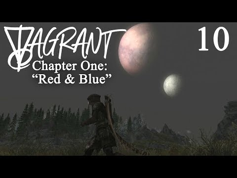 "Vagrant - Ch 01 Ep 10 - ""Red Handed"""