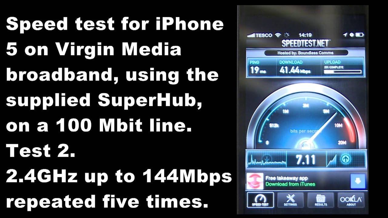 virgin media broadband speed increase presume