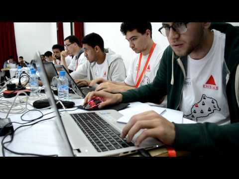 Moroccan Cyber Security Camp 2016   Aftermovie
