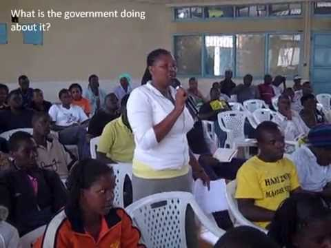 The People's Budget - An Initiative of the People's Settlements of Kenya