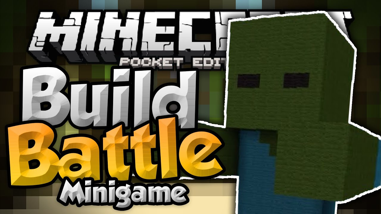 how to play minigames on minecraft pocket edition