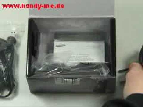 Samsung SGH M150 Erster Eindruck