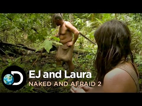 Laura naked and affraid, Homemade threesome sex videos
