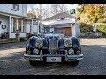 1955 Jaguar XK140 Roadster - Waimak Classic Cars - New Zealand