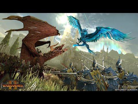 Hướng dẫn xây công trình và ý nghĩa các biểu tượng trong thành - Total War: Warhammer 2