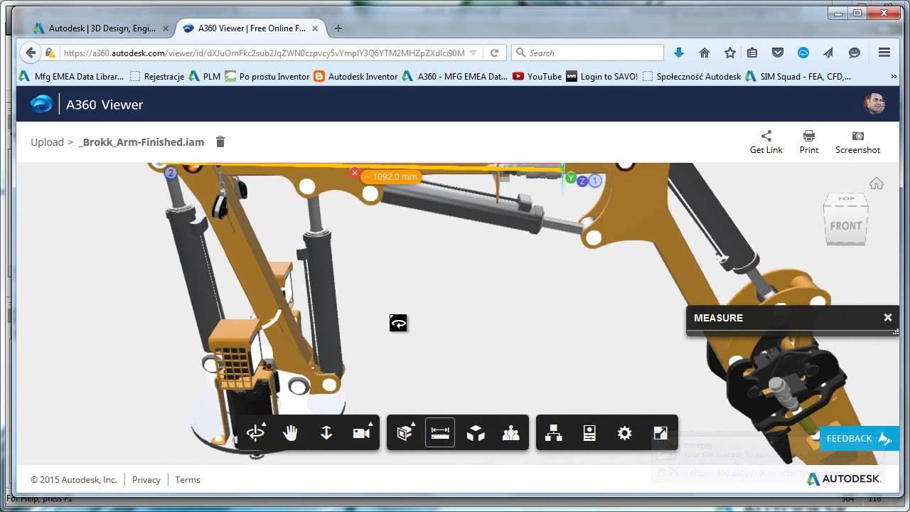 AEC Design A 360 Viewer - przeglądarka plików online