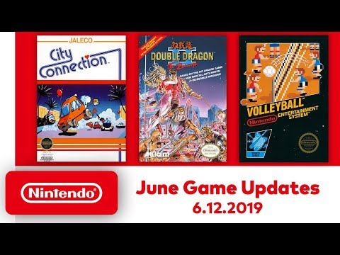 Nintendo Entertainment System June Game Updates Nintendo Switch Online Youtube