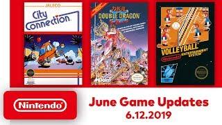 Nintendo Entertainment System - June Game Updates - Nintendo Switch Online