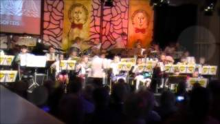 15 Jahre Berstetaler Big Band - Mini Bambi Band (Teil 1)