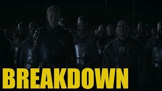 Game Of Thrones Season 8 Episode 3 Trailer Breakdown & Discussion - The Battle Is Coming
