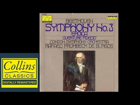"(FULL ALBUM) Beethoven - Symphony No.3 ""Eroica"" overture ""Fidelio"" - London Symphony Orchestra"