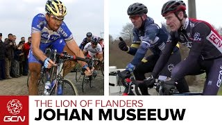 Riding With The Lion Of Flanders –GCN Interviews Cycling Legend Johan Museeuw