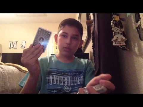 The Teleporting Card -