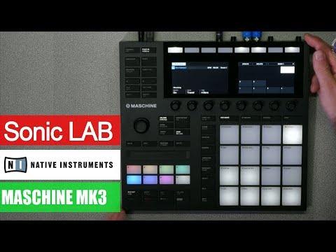 Maschine MK3 - Sonic LAB