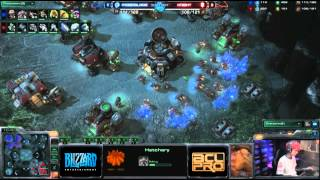 Best Starcraft 2 Game Ever p1