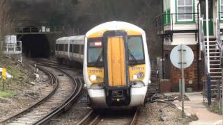Trains In The Hastings Area With HSTChris - Crowhurst & West St Leonards