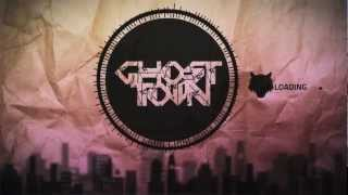 "Ghost Town - ""You're So Creepy"" Official Lyric Video!"