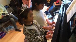 Gwen Lim and Lien Tran - Graceful Waltz & Ballad  Piano Duet