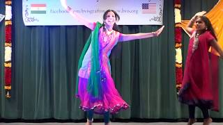 2014 Diwali dance for