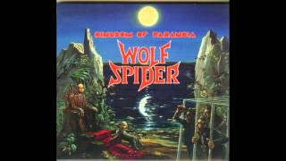 Wolf Spider - Kingdom of Paranoia (Full Album)