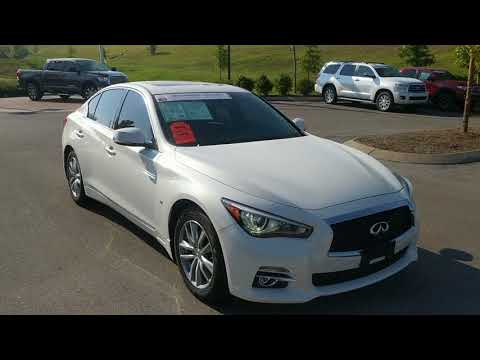 2014 Infiniti Q50a AWD w/Lifetime Warranty