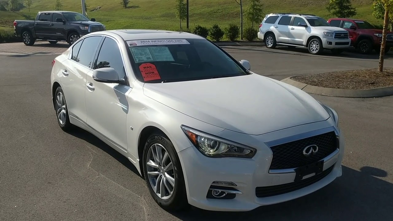 2017 Infiniti Q50a Awd W Lifetime Warranty