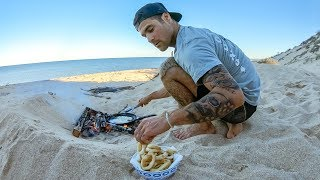 YBS Lifestyle Ep 8 - BIG TIGER SHARK ENCOUNTER | Squid And Red Emperor Catch And Cook