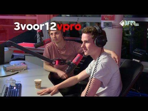 Jungle By Night interview @ 3voor12 Radio