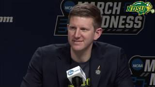 NDSU Post Game Press Conference vs Duke - March 22nd, 2019