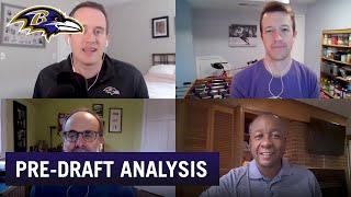 Ravens Draft Debate: Trade Up? Trade Back?