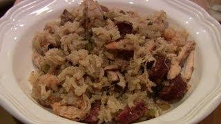 Homemade Jambalaya