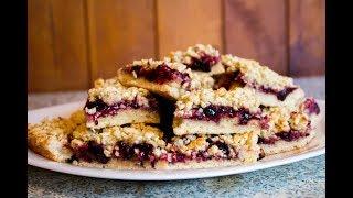 * Day-рецепт: Тертый пирог со смородиновым вареньем *