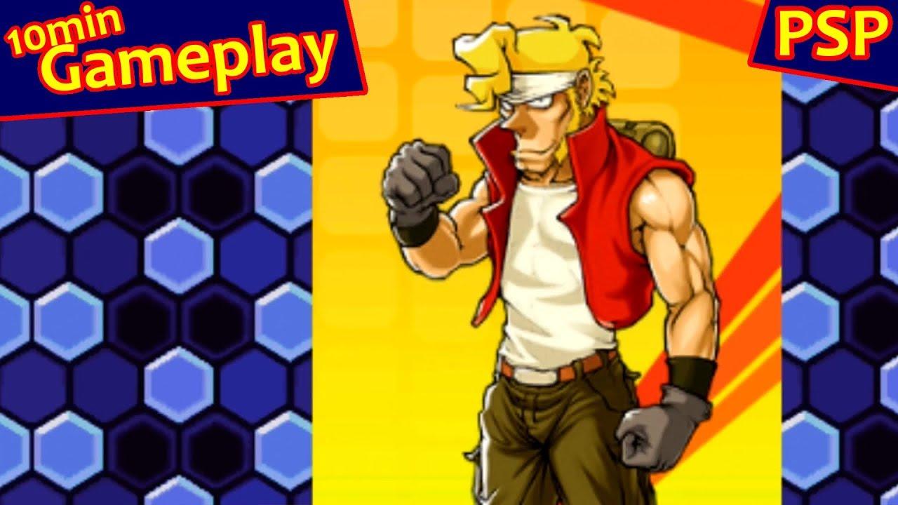 neogeo heroes ultimate shooting psp