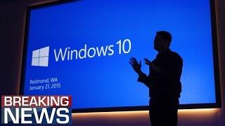 Windows 10 bloqueará el software pirata
