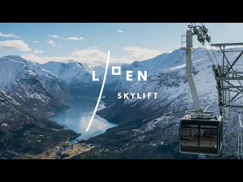 Loen Skylift | Norway