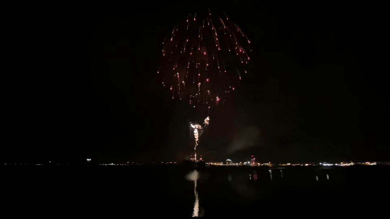 Rivers Of Light Fireworks 2019 New Brighton
