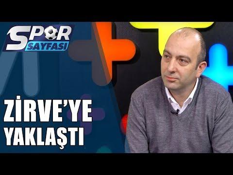 Spor Sayfası  Galatasaray Zirveye Yaklaştı  11.02.2019